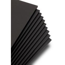 Foam Board JM Black με Κόλλα (500mm x 700mm) (004-FMBKAD-5070)