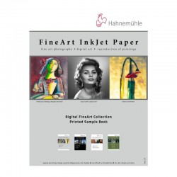 Sample Book Hahnemühle Digital Fine Art Printed A5 14 sheets (10603095)