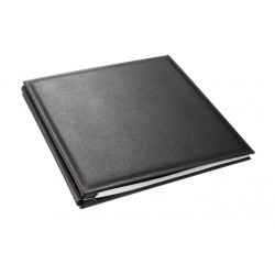 Album Cover Hahnemühle Leather Soft Cushioned with Red Stitch A4 (10640743)