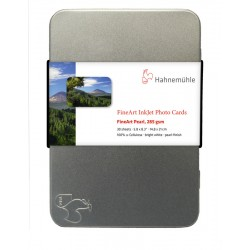 Paper Box Hahnemühle FineArt Pearl A5 30 sheets 285 gr/m² (10640782)