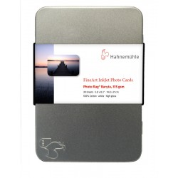 Paper Box Hahnemühle Photo Rag Baryta A5 30 sheets 315 gr/m² (10640783)