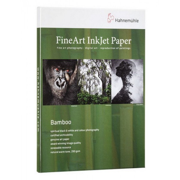 Paper Box Hahnemühle Bamboo A4 25 sheets 290 gr/m² (10641611)