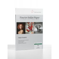 Paper Box Hahnemühle Matt FineArt Smooth Photo Rag Ultra Smooth A3+ 25 sheets 305 gr/m² (10641613)
