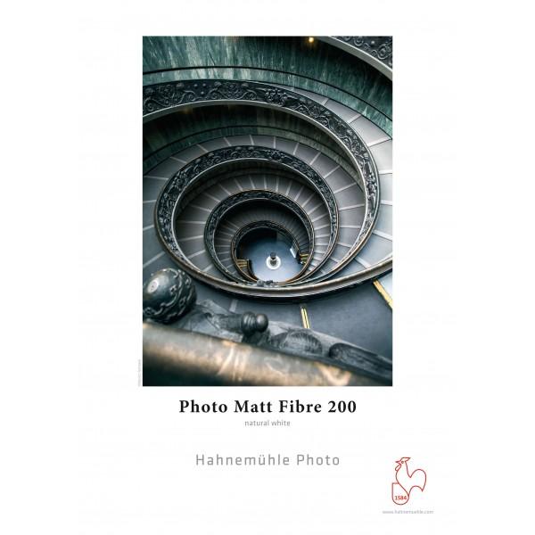 Χαρτί Hahnemühle Photo Matt Fibre 10x15cm 50 sheets 200 gr/m² (10641906)