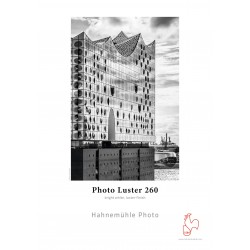Paper Box Hahnemühle Photo Luster A4 25 sheets 260 gr/m² (10641930)