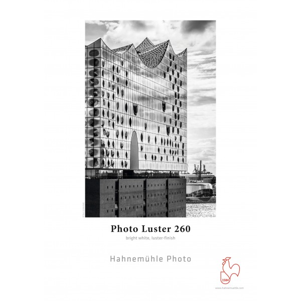 Paper Box Hahnemühle Photo Luster A3 25 sheets 260 gr/m² (10641931)