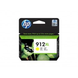 Ink HP 912XL Yellow 825 pgs (3YL83AE)