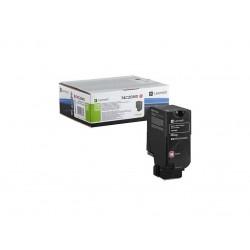 Toner Lexmark Magenta Return Programme 3k pgs (74C20M0)