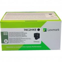 Toner Lexmark Black 20k pgs (74C2HKE)