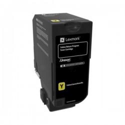 Toner Lexmark Yellow 7k pgs (74C2SYE)