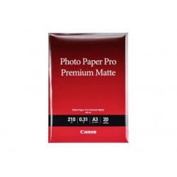 Paper Box Canon PM-101 Pro Premium Matte A4 210gr/m² 20 sheets (8657B006)