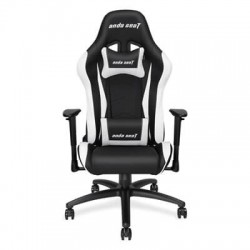 Gaming Chair Anda Seat Axe Black-White (AD5-01-BW-PV)