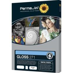 Paper Box PermJet Photo Gloss 10x15cm 271gr/m² 100sheets (APJ50802)