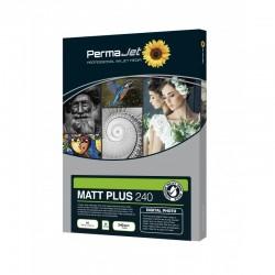 Paper Box PermaJet Matt/Plus 240gr/m² (152mmx101mm)100sheets (APJ51102)