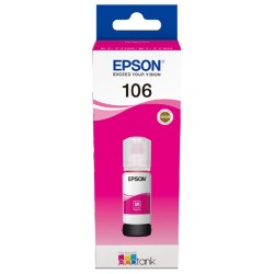 Ink Bottle Epson 106 Magenta T00R3 70ml (C13T00R340)