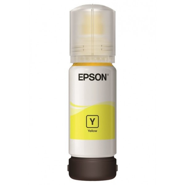 Ink Bottle Epson 103 Yellow T00S4 65ml (C13T00S44A)