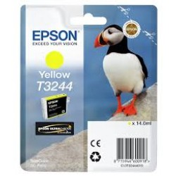 Ink Epson Yellow T3244 14ml (C13T32444010)