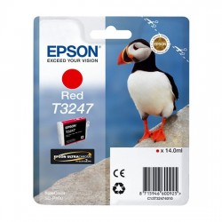Ink Epson Red T3247 14ml (C13T32474010)