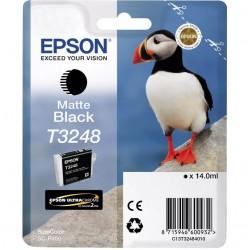 Ink Epson Matte Black T3248 14ml (C13T32484010)