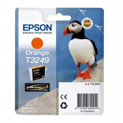 Ink Epson Orange T3249 14ml (C13T32494010)