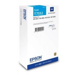Ink Epson Cyan T7552 XL 39ml (C13T755240)