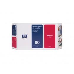 Ink HP 80 Magenta 350 ml (C4847A )