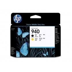 Ink HP 940 OfficeJet Printhead Black & Yellow (C4900A)