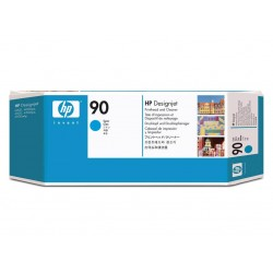 Printhead and Cleaner HP 90 Cyan (C5055A)