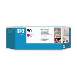 Printhead and Cleaner HP 90 Magenta (C5056A)