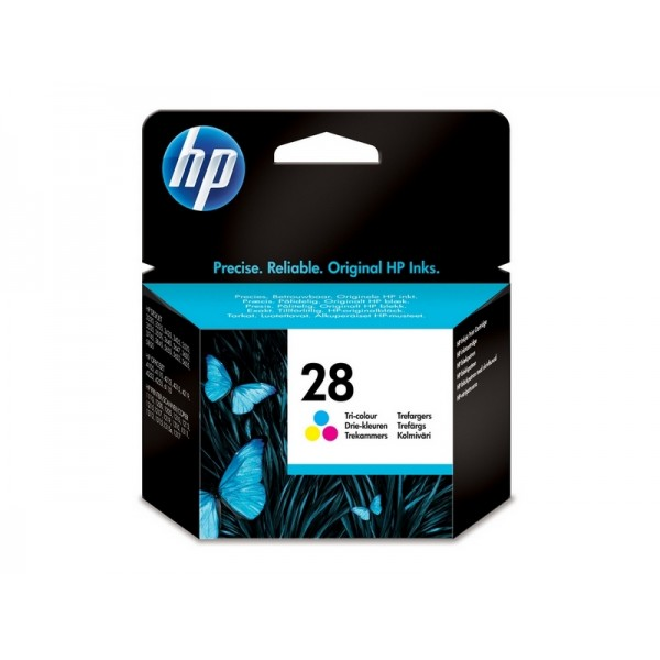Ink HP 28 Tri Color 240 Pgs (C8728AE)
