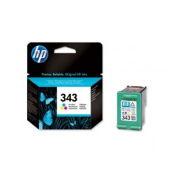 Ink HP 343 Tri Color 330 Pgs (C8766EE)