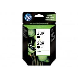 Ink HP 339 2x Black Vivera Ink, 2x 860 Pgs (C9504EE)