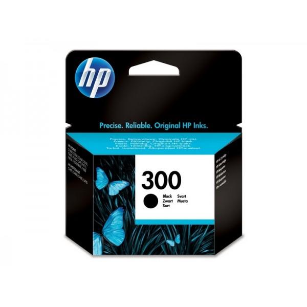 Ink HP 300 Black Cartridge Vivera Ink, 200 Pgs (CC640EE)