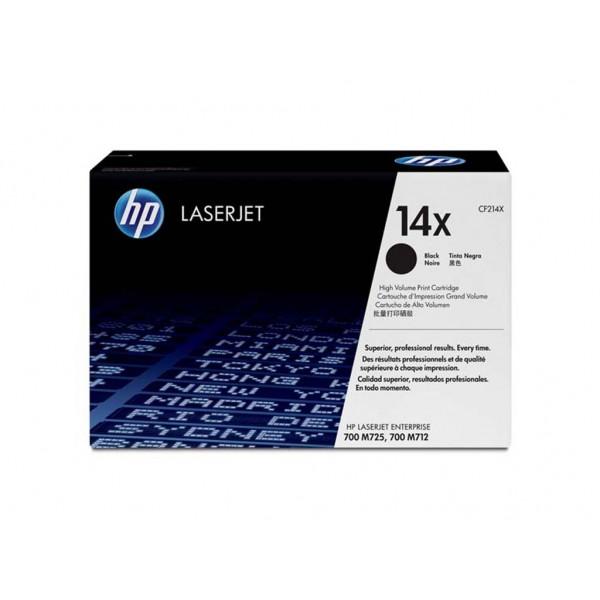 Toner HP 14X Black 17,5k pgs (CF214X)