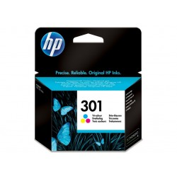 Ink HP 301 Tri Color 165 Pgs (CH562EE)
