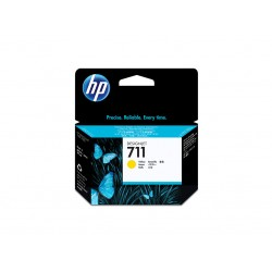 Ink HP 711 Yellow 29 ml (CZ132A )