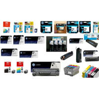 Printer Consumables Canon,HP,Epson
