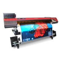 Plotter (Solvent-Eco Solvent, UV)