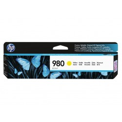Ink HP 980 Yellow 6600 Pgs (D8J09A)