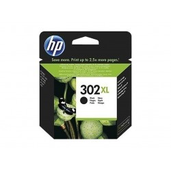 Ink HP No.302 XL Black 480Pgs (F6U68AE)
